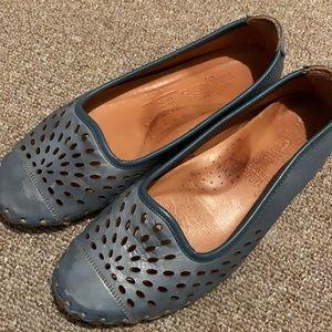 Volkers Walker Italian leather shoes